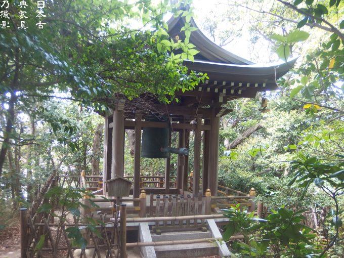 安国論寺 平和の鐘