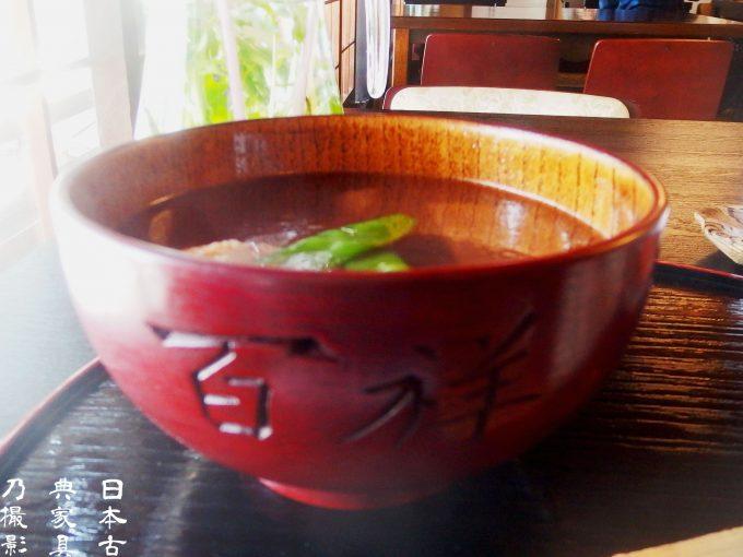 点心庵、山ノ内 建長寺に行ったら、けんちん汁は外せない。器と古民家が楽しめる、ニューオープンのお店。