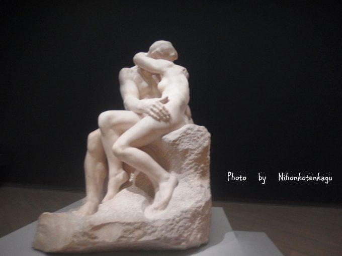 ロダン「接吻」ヌード展 横浜美術館
