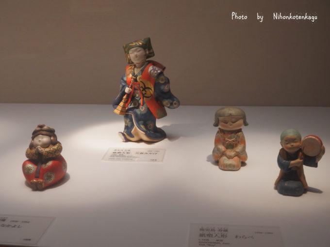 鹿児島寿蔵 人形