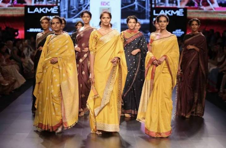 Assam celebration at _Lakme Fashion Week_