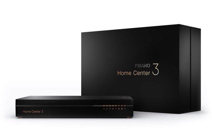 Fibaro Home Center 3 centrálna jednotka (FGHC3-001)