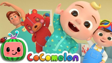 CoComelon Nursery Rhymes & Kids Songs - Yes Yes Stay Healthy Song Lyrics