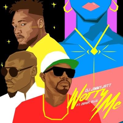 DJ JIMMY JATT Ft 2BABA x BUJU - Worry Me Lyrics