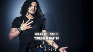 Photo of Jeff Scott Soto – Someone To Love Lyrics