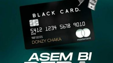Donzy Chaka – Asem Bi Reba (Prod By Tubhani Muzik)