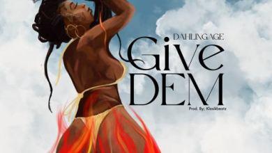 Photo of Dahlin Gage – Give Dem (Prod By KlasikBeatz)