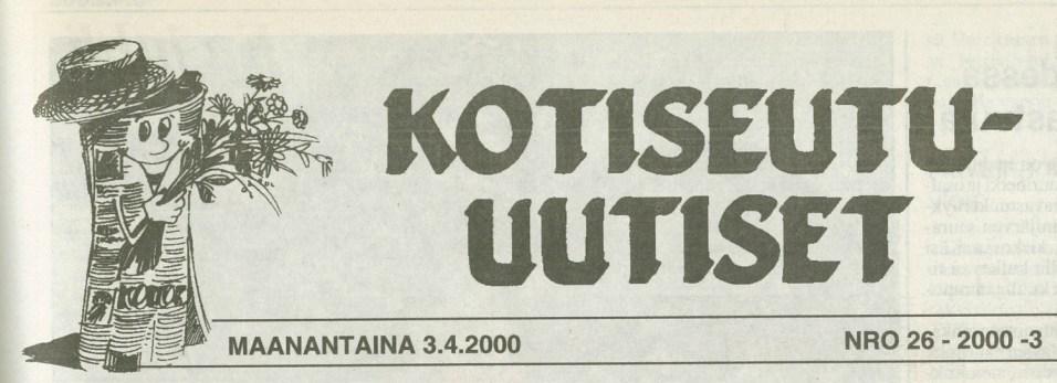 3101logo vanha 2000