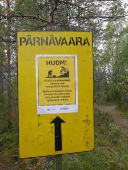 Alamäkipyöräilyyn soveltuvia reittejä tehdään Pärnälle parasta aikaa.