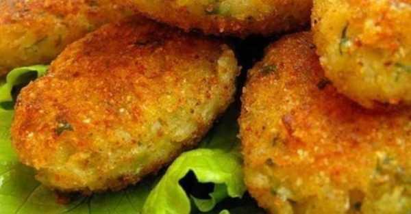 Котлеты из капусты на сковородке: пошаговый рецепт с ...