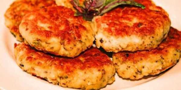 Рецепт котлет из щуки с манкой: пошаговое приготовление с ...