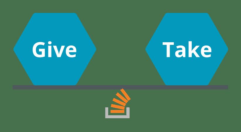 givetake-stackoverflow