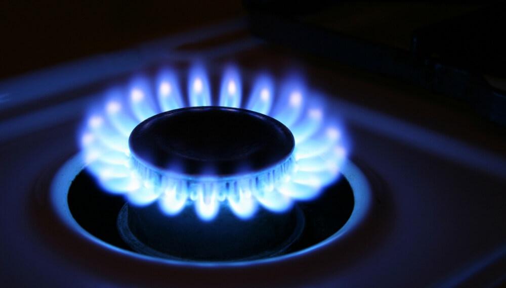 Palnik wykorzystany przy kotle gazowym
