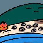 10月2日★運命の小舟