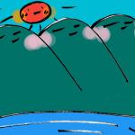 4月30日★運命の小舟