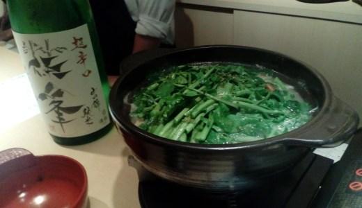 【閉店】鳥さわっつ 亀戸で食す暑い夏の鳥鍋