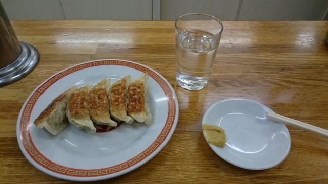 亀戸餃子セット