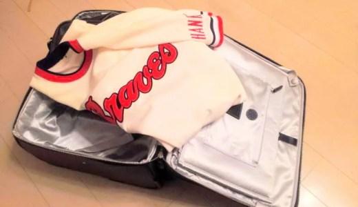 生産性向上とは新しいチャンスをつかむ余裕を持つことだと、スーツケースを持ち出して語ってみる