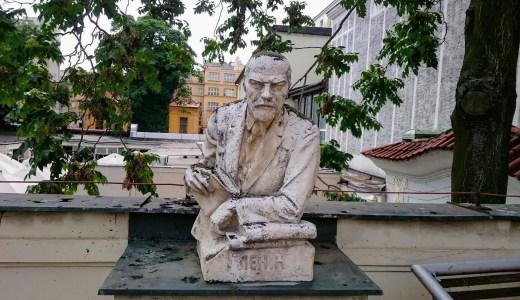 共産主義博物館で共産主義時代の生活を垣間見る プラハ・ブルノ・ウィーン旅