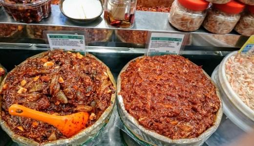 釜山・釜田市場で本場の海鮮キムチを大人買いする方法