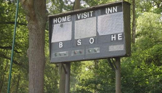 ベルギーまで野球を見に行ったのに、見られなかった日