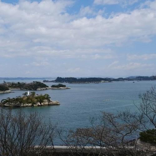 多聞山の4月の写真
