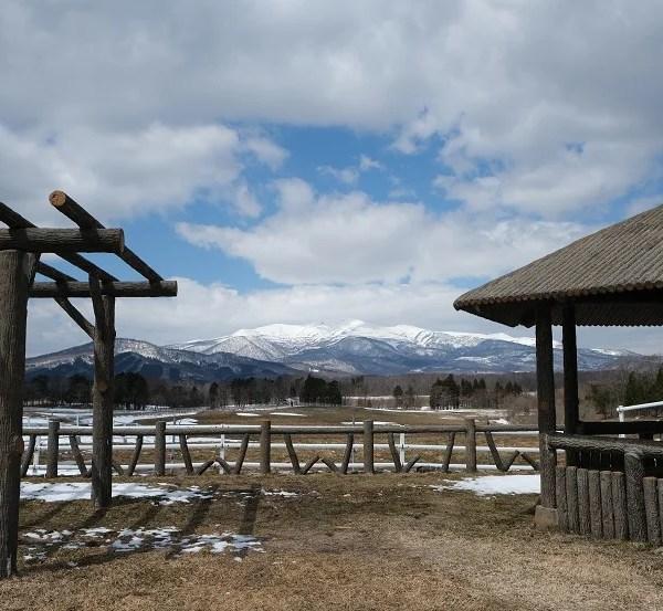 栗駒山の写真