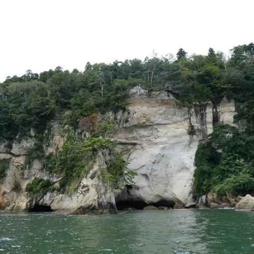 松島嵯峨渓の9月の写真