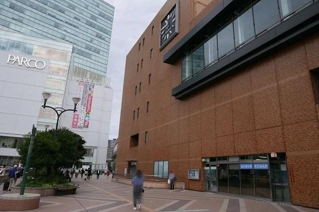 仙台駅時計の下待ち合わせ場所の風景