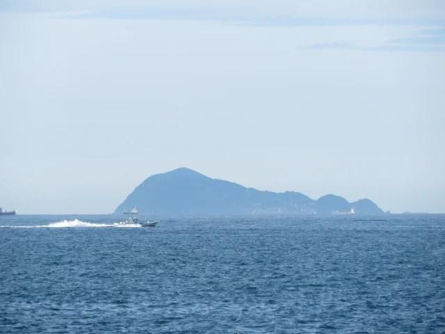 阿漕な伊勢湾の風景写真