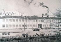昭和29年10月~昭和37年3月:旧一ツ橋庁舎