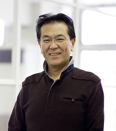 米川明彦先生