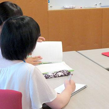 仙台第一高等学の生徒さん