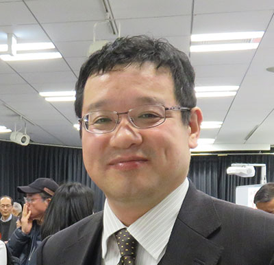 中澤信幸先生
