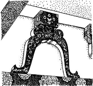 蛙股・蟇股(かいるまた)とは - コトバンク