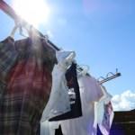 夜の洗濯物干しは縁起が悪い?