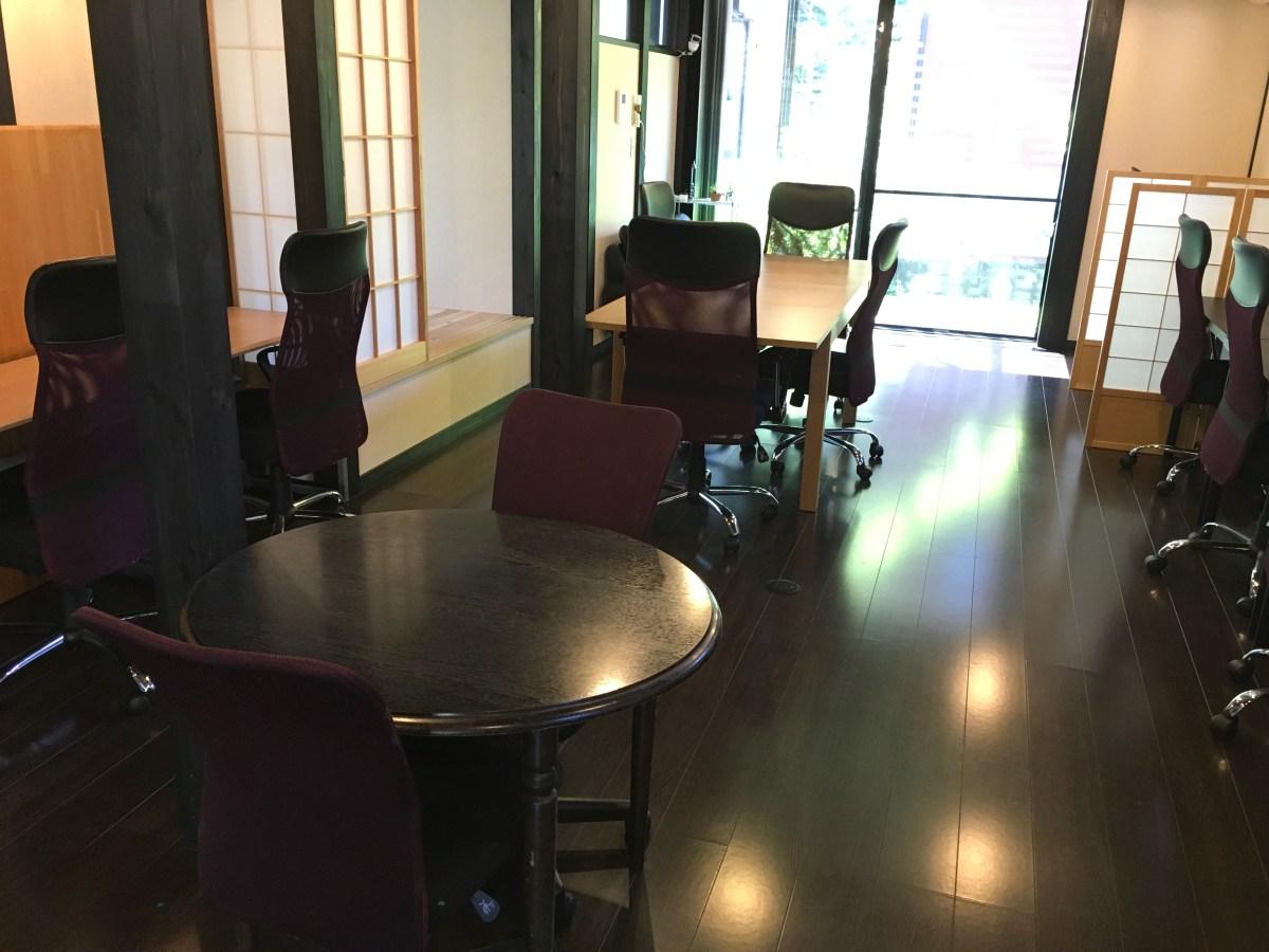 自習室、勉強部屋、図書館での自習のように利用できる鎌倉、大船のコワーキングスペース
