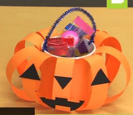 子供用ハロウィン仮装手作りバック16