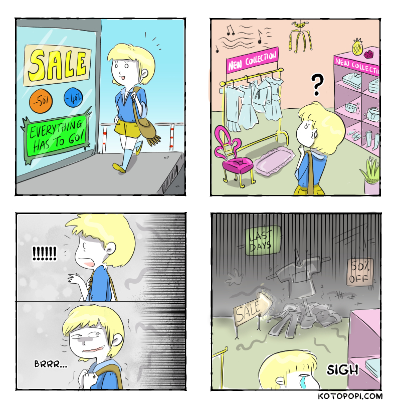 meme comics funny image about shopping halloween shop stores