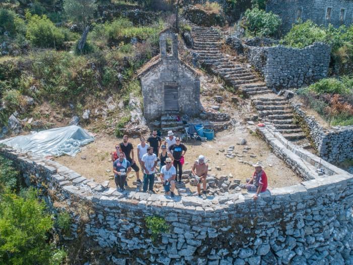 gornji stoliv upper stoliv kotor montenegro