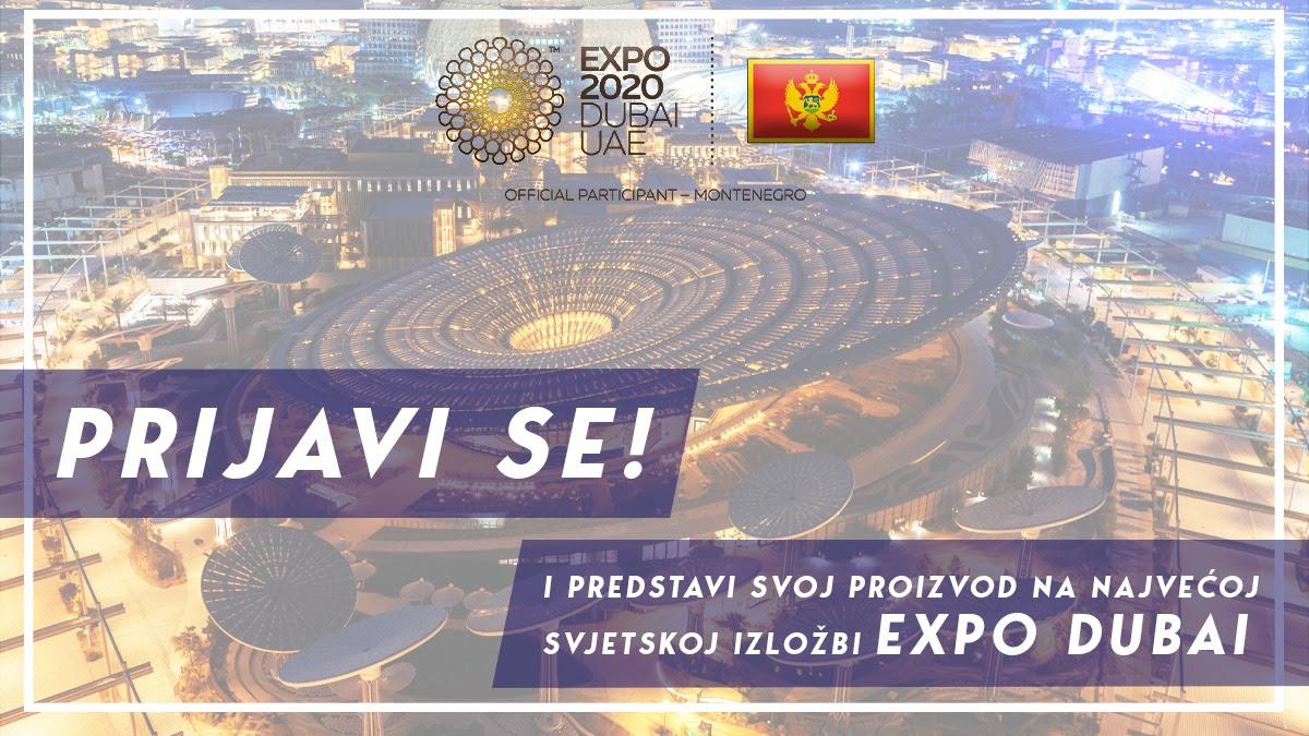 Expo Dubai Montenegro