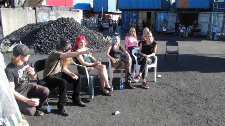 Open Air yleisö