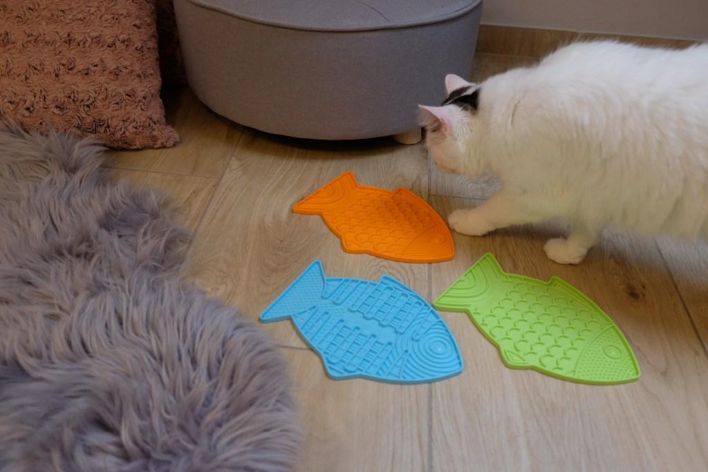 LickiMat dla kota
