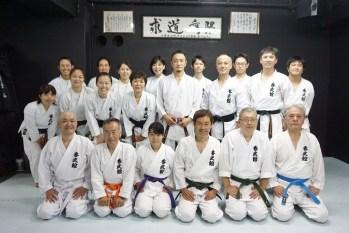松涛連盟総本部の山口貴史先生にご指導いただきました。