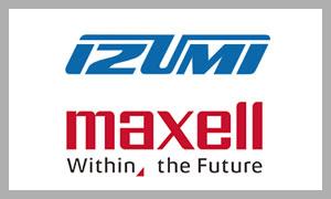 マクセルイズミ(maxcellIZUMI)