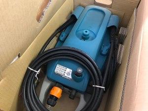 Makit 高圧洗浄機 MHW710
