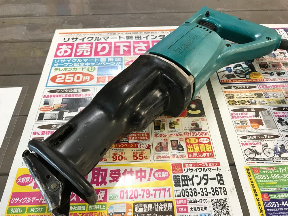 マキタ レシプロソー JR3000V
