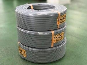 富士電線工業 VVFケーブル3×2.0mm