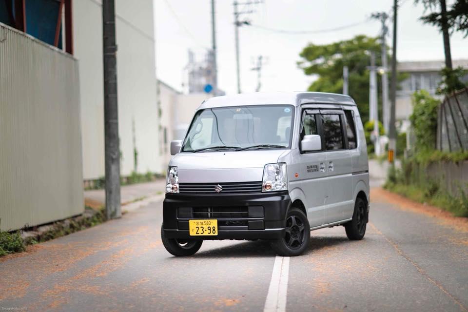 suzukiエブリDA64写真