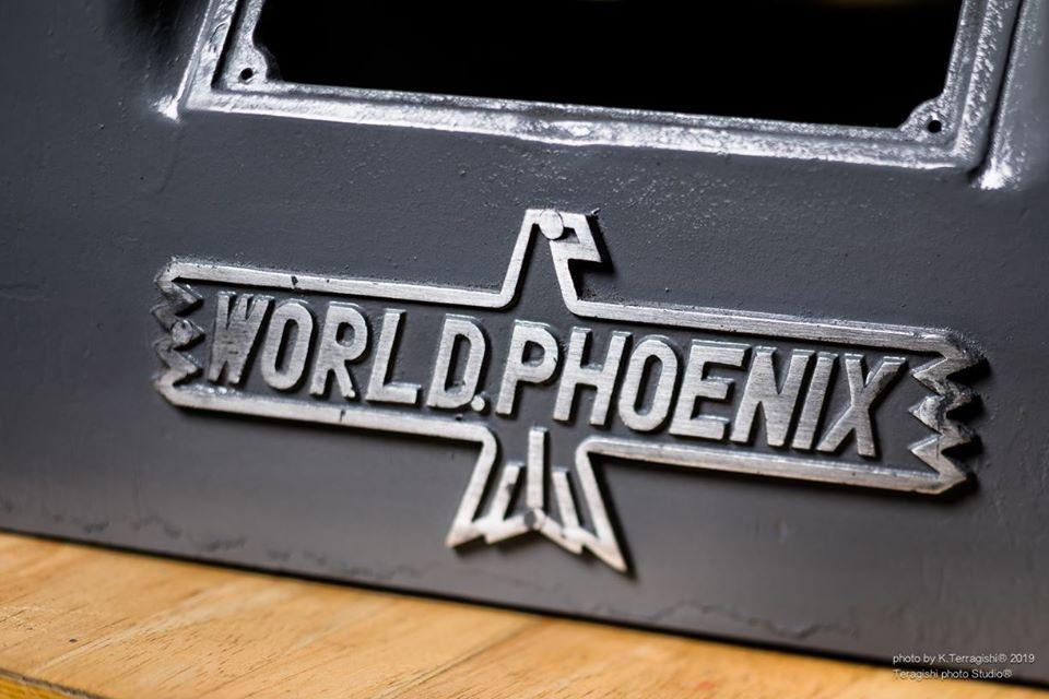 WORLD.PHOENIX アンプケース